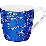NARUMI(ナルミ) マグカップ デイプラス(Day+) ブルー 340cc 電子レンジ オーブン 食洗機対応 41284-2889