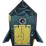 NARMAY Play Tent Rocket Ship Playhouse for Kids Indoor/Outdoor Fun