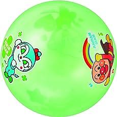 アンパンマン カラフルボール 7号 グリーン 【17.5cm】