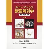 カラーアトラス獣医解剖学〈下巻〉