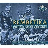 Rembetikagreek Music From The Underworld Var