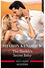 The Sheikh's Secret Baby (Secret Heirs of Billionaires) Kindle Edition