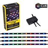 Corsair CL-9011109-WW iCUE Lighting Node PRO RGB Lighting Controller, Multicolored