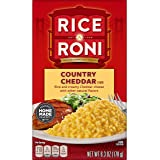 Rice-A-Roni, Country Cheddar
