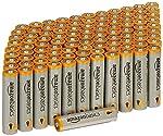 Amazonベーシック 乾電池 アルカリ 単4形 100個?#38772;氓? class=