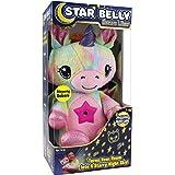 Star Belly Dream Lites, Stuffed Animal Night Light, Shimmering Rainbow Unicorn