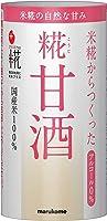 マルコメ プラス糀 米糀からつくった糀甘酒 125ml×18本
