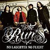 NO LAUGHTER NO FLIGHT