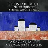 Shostakovich: Piano Quintet String Quartet No.2