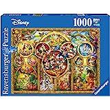 Ravensburger Disney Best Themes Puzzle 1000pc,Adult Puzzles