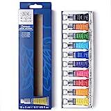 Winsor & Newton Cotman Watercolour-10 X Tube Set, Watercolour, Mulitcoloured, 10 Farben in 5ml Tuben