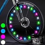 NEWURBAN LED Bike Wheel Lights with Batteries Included - Bike Tire Lights - LED Bike light - Bicycle Wheel Lights - Bike Ligh