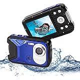 Waterproof Digital Camera Full HD 1080P Underwater Camera 16 MP Video Recorder Camcorder Point and Shoot Camera DV Recording