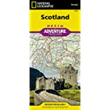 National Geographic Adventure Map Scotland