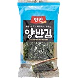 Dongwon Roasted Seasoned Seaweed, 2.5g (Pack of 8)