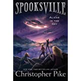Aliens in the Sky (Spooksville Book 4)