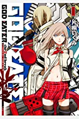 GOD EATER -the 2nd break-1 (電撃コミックス) Kindle版