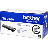 Brother TN-2460 ASA Original Toner Cartridge Compatible with DCP/HL/MFC, 1200 Pages, Black