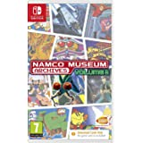 Namco Museum Archives Volume 2 (Code in Box) (Nintendo Switch) (輸入版)