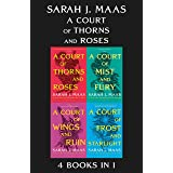 A Court of Thorns and Roses eBook Bundle: A 4 Book Bundle