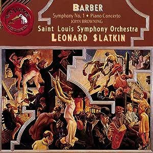 Symphony 1 / Piano Concerto 1