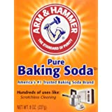 Arm and Hammer, Pure Baking Soda, 8 oz