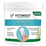 Vet's Best Teeth Finger Pads
