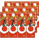 白鶴 サケパック まる [ 日本酒 兵庫県 500ml×12本 ]