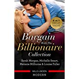 Bargain With The Billionaire Collection/Million-Dollar Love-Child/Claiming His One-Night Baby/A Virgin for a Vow/Blackmailed