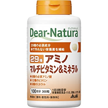 ディアナチュラ 29アミノ マルチビタミン&ミネラル(100日)