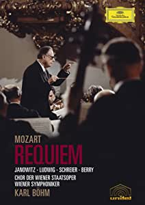 モーツァルト:レクイエム [DVD]