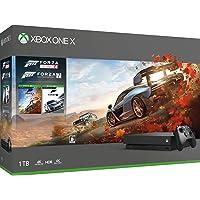 Xbox One X Forza Horizon 4/Forza Motorsport 7 同梱版 (CYV-00062…