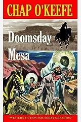 Doomsday Mesa Kindle Edition
