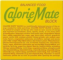 大塚製薬 カロリーメイト ブロック フルーツ味 4本入り