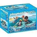 PLAYMOBIL 9424 Paddle Boat,Multi