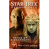 Typhon Pact #4: Paths of Disharmony (Star Trek- Typhon Pact)