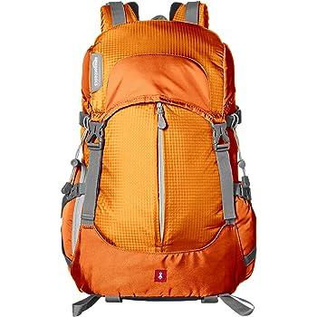 Amazonベーシック カメラリュック ハイカーシリーズ オレンジ