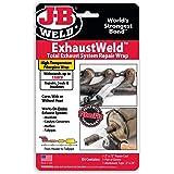 "J-B Weld ExhaustWeld 2"" x 72"" Repair Wrap"