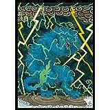 マジック:ザ・ギャザリング プレイヤーズカードスリーブ 『ストリクスヘイヴン:魔法学院』日本画ミスティカルアーカイブ 《渦まく知識》 MTGS-158