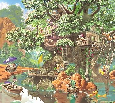 ディズニー  iPhone/Androidスマホ壁紙(960×854)-1 - ふしぎの森のツリーハウス