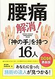 2016最新版・腰痛解消!「神の手」を持つ16人 あなたに合った施術の達人が見つかる!
