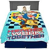 Nickelodeon PAW Patrol Heroes Work Microraschel Blanket