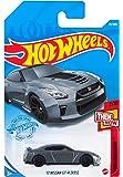 ホットウィール(Hot Wheels) ベーシックカー '17 日産 GT-R [R35] HCM69