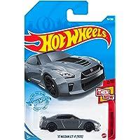 ホットウィール(Hot Wheels) ベーシックカー '17 日産 GT-R [R35] HCM69 グレー