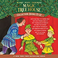 Magic Tree House Collection: Books 25-32: Stage Fright on a…