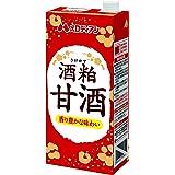メロディアン 酒粕甘酒1000ml ×6本