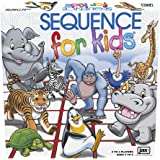 Jax 35261080041 SEQUENCE for Kids - The 'No Reading Required' Strategy Game