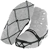 Yaktrax Pro Traction Cleats for Walking, Jogging, or Hiking on Snow and Ice, Medium