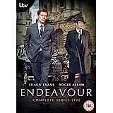 Endeavour Series 5 [DVD-PAL 日本語無し](輸入版) -新米刑事モース〜オックスフォード事件簿〜 シーズン5-