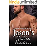 Jason's Justice: MM Military Suspense (Delta Force Team Panther Book 7)
